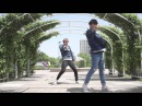 HANMOI x SANGHUN   태양의 후예 OST 케이윌 '말해! 뭐해?' (k.will - talk love)   Bromance   커플댄스