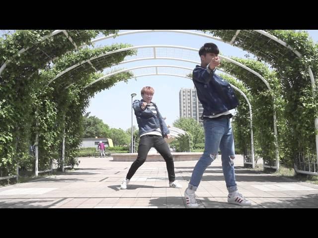 HANMOI x SANGHUN | 태양의 후예 OST 케이윌 '말해! 뭐해?' (k.will - talk love) | Bromance | 커플댄스