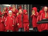 Datarock - Fa Fa Fa (live with 400 kids)