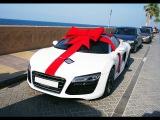 Yasmin's 17th Birthday Surprise!!! - Audi R8 V10 Spyder