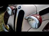 Гриня Гонит или Ретро BMW 321 ( год выпуска 1939 )