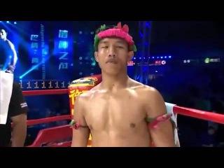 Боец СОБР нокаутировал чемпиона мира по муай тай
