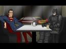 Как Следовало Закончить Фильм Бэтмен против Супермена На заре справедливости