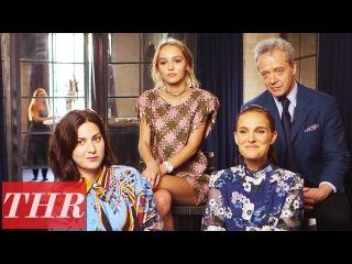 Natalie Portman, Lily Rose Depp on Being Filled with Desire in 'Planetarium' | TIFF 2016