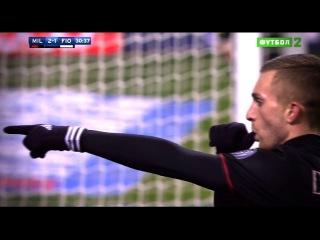 Gerard Deulofeu vs Fiorentina (Home)