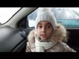 Маша Чернышева (5 лет) поет песню Вадима Самойлова Позови меня небо. дубль 1