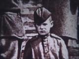 Москва, 1986 Дети и война. 1986 г. О подвиге Зины Портновой и рассказ её младшей сестры Гали, на 15 минуте