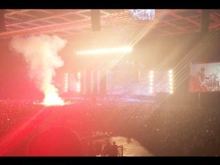 На концерт ДДТ в Москве пришло около 27 тысяч человек