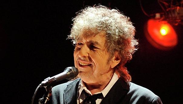 Боб Дилан принял Нобелевскую премию