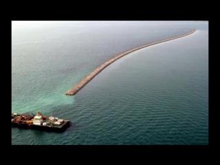 Как создают искусственные острова в Дубае (VHS Video)