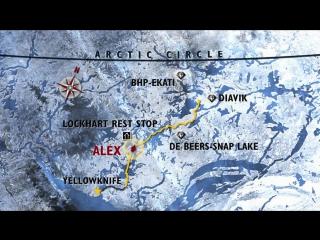 Ледовый путь дальнобойщиков 1 сезон 10 серия из 10 / Ice Road Truckers (2008) HD 720p