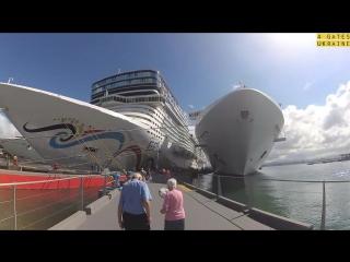 Круиз по Карибам на лайнере MSC Divina вместе с FOUR GATES UKRAINE