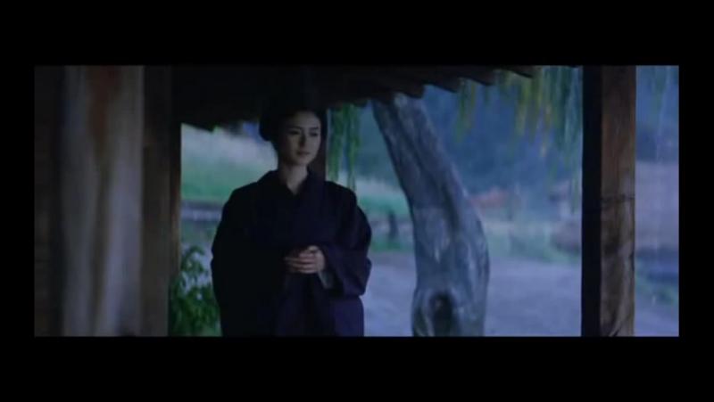 The Last Samurai fight scene in the rain