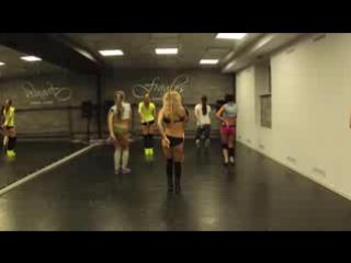 TWERK choreo by DHQ Fraules on FM$ New boyz - YouTube_0_1432467453423