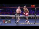 Рой Джонс мл. vs Бобби Ганн (Roy Jones jr. vs Bobby Gunn) 2017 бокс boxing