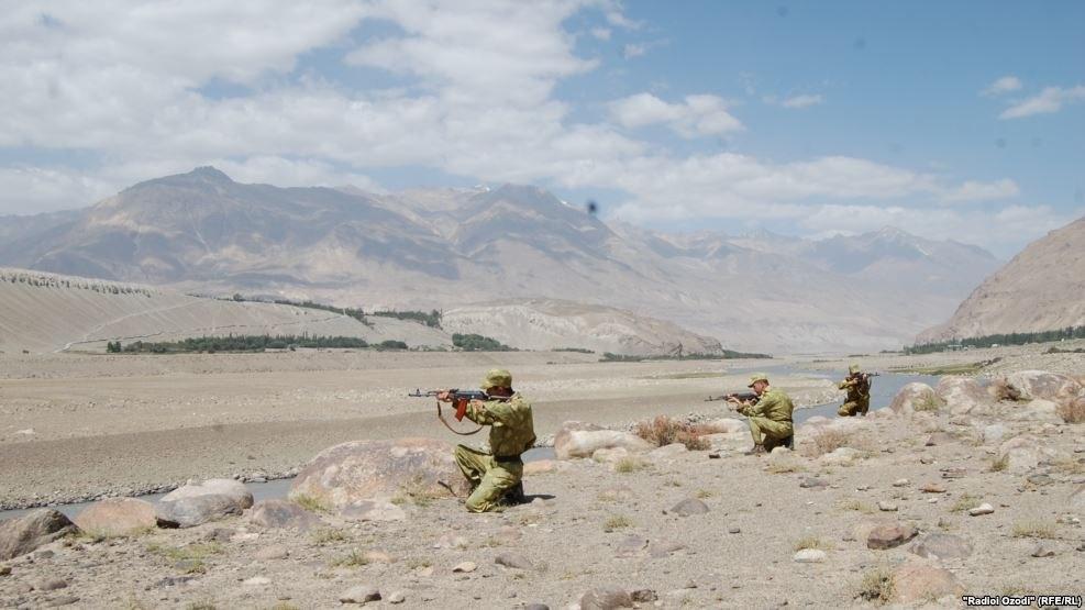Таджикские погранвойска подтвердили ликвидацию двух афганских контрабандистов
