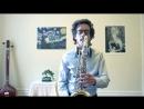 Одед Цур — техника «Срединного пути» на саксофоне