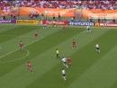 15.06.2006. Футбол. Чемпионат мира. Групповой этап. Англия - Тринидад и Тобаго 1:0 (Питер Крауч)