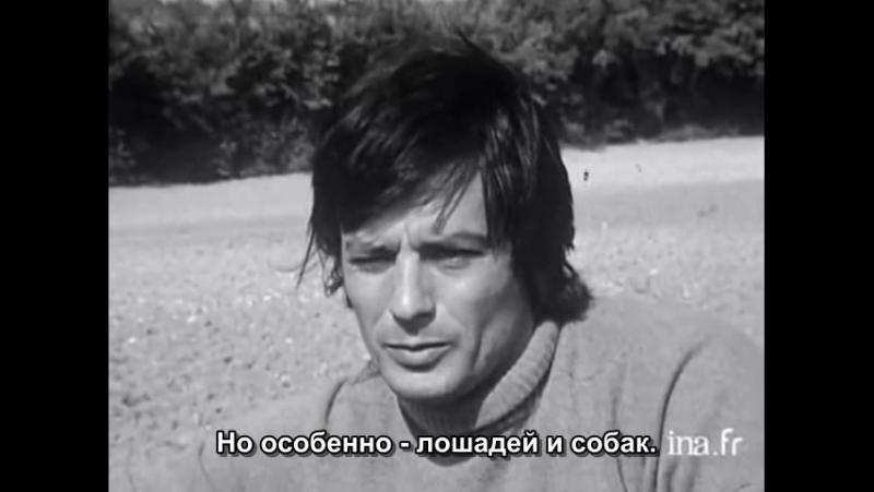 Cъемки Мэдли. О сцене с лошадью.(1970)