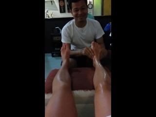 Тайский массаж!
