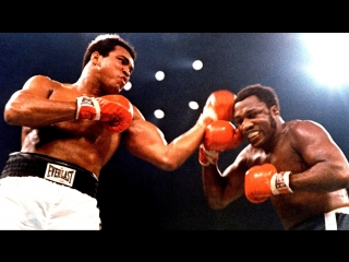 Али - Фрейзер / Muhammad Ali vs. Joe Frazier - III - Highlights!