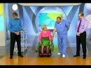 Массажер для ног Casada в телепередаче Жить здорово