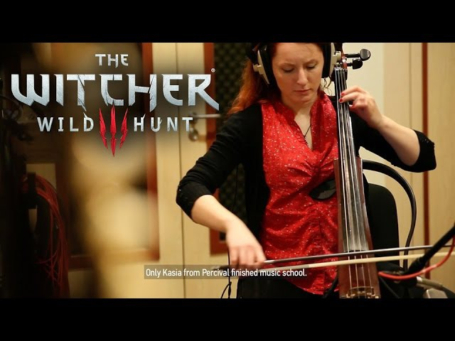 Creating The Sound - The Witcher 3 Wild Hunt Official Developer Diary