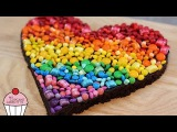 RAINBOW Chocolate Brownies - The BEST Chocolate Brownie Recipe EVER My Cupcake Addiction