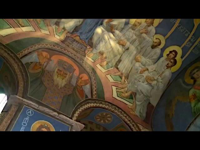 Таємниця фресок Кирилівської церкви 8 04 14