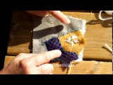 Animation Noel 2014 avec QUILTMANIA - Edelweiss de SegoLaine Schweitzer