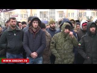 Родственники террористов,напавших на Грозный 17-18 декабря,прокляли главаря ИГ Ба...