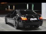 BMW M5 E60 w Eisenmann Race Exhaust - Amazing V10 Sound!