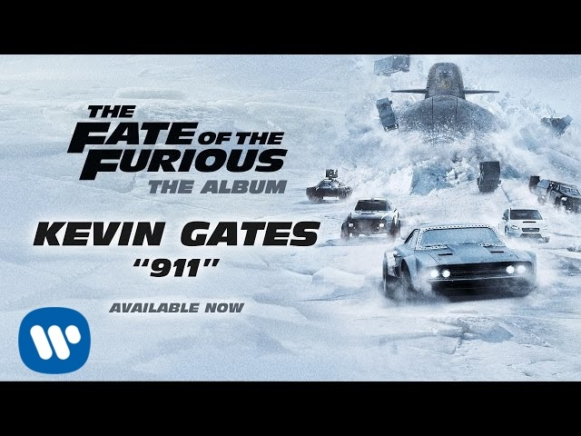Kevin Gates – 911 (The Fate of the Furious: The Album) [Official Audio]