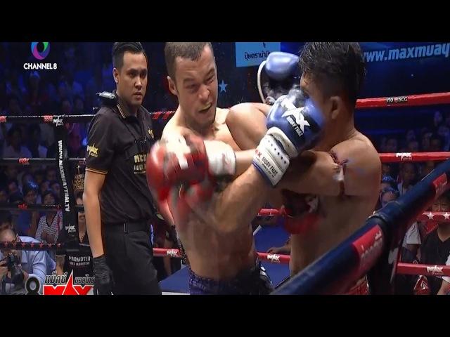 4. LHEKKLA THANASURANAKORN (Таиланд) def. SAMUEL ROBERTS (Англия)