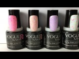Сладенького на ночь?????????А кто хотел необычных пастелек? Тогда к нам - за йогуртами Vogue nails с интересными названиями (на