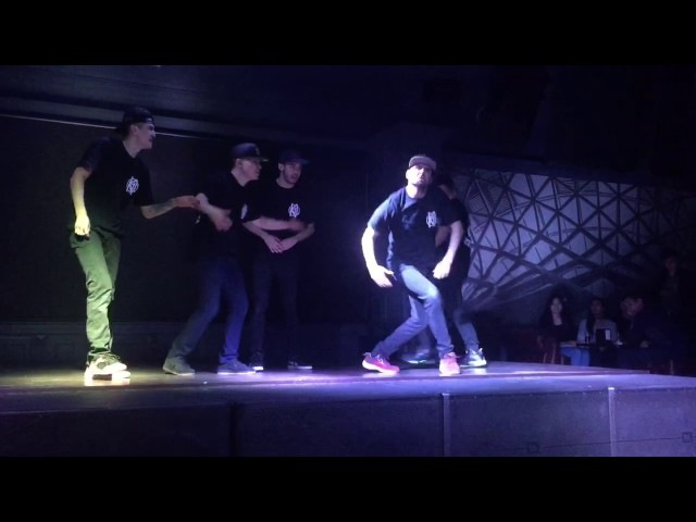 K1L | Breaking Buck Krump Tour 2017 | Almaty