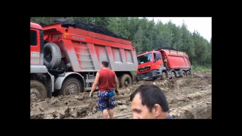 дорога Северо Енисейска в оригинале без музыки www.youtube.comwatchv=o3nJqWu_l0A