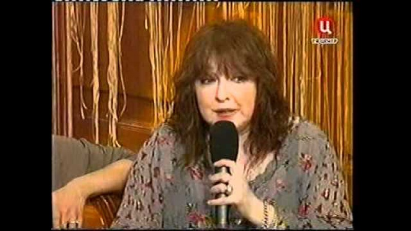 Екатерина Семенова в Приюте комедиантов ТВЦентр, 15 07 2011 1