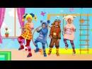 КУКУТИКИ - Зарядка - Песенка мультик для детей малышей - Видео Dailymotion