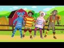 КУКУТИКИ - КАР КАР - Развивающая обучающая песенка мультик как говорят животные для детей малышей - Видео Dailymotion