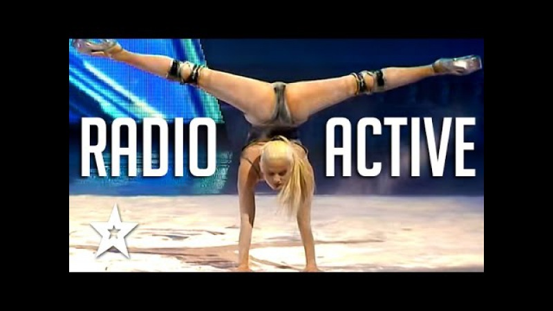 Radioactive Sexy Dance Audition | Got Talent Global