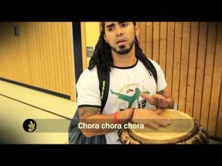Chora berimbau viola - Prof. Sinistro (Musica)