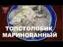 Блюда из рыбы. Толстолобик маринованный. Самый вкусный рецепт.