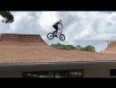 Roof Ride BMX