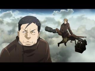 Youjo Senki 11 серия русская озвучка IIIaurma & Arihara / Военная хроника маленькой девочки 11