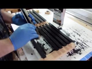 Столярка как сделать рамку для картины из дерева своими руками в гаражной мастерской