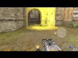 Quake Draiv HD 1-2 (mod игры Quake 3 Arena) for ANDROID(2017 год).