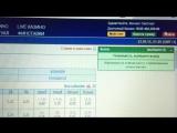 Мои ставки на платный матч(22.09) в БК Париматч и Марафон, а также вход в киви кошелек