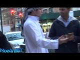 Социальный эксперимент.Дружба араба с евреем
