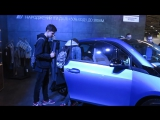 Новый BMW i3- украинская примерка (видео)